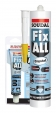 Soudal Fix All Crystal polimer ragasztó 290ml