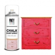 Pinty Plus chalk paint spray – krétafesték Red Velvet (piros bársony) 400ml